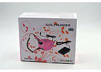 Фрезер для маникюра и педикюра NAIL Master POLISHER DM-202, фото 5