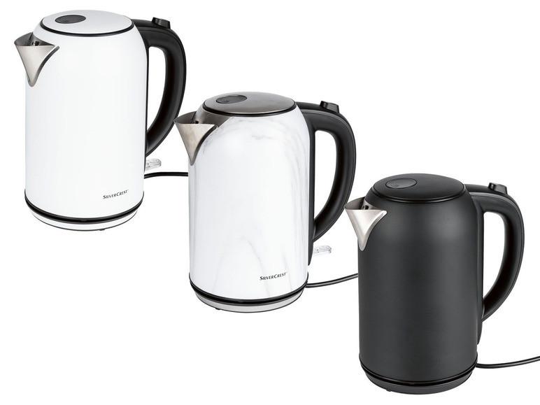 Чайник SILVERCREST® 2400 Вт 1,7л 01522