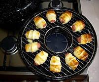 Сковорода гриль-газ противень Westorm, фото 6