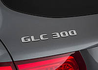 Эмблема надпись багажника Mercedes GLC300