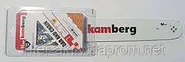 Цепь + Шина на бензопилу 64 зв. 0.325 паз 1.5 Kamberg