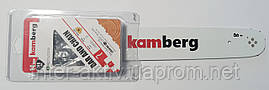 Цепь + Шина на бензопилу 72 зв. 0.325 паз 1.5 Kamberg