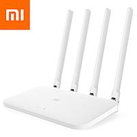 Глобальный Xiaomi Mi WiFi Router 4A Gigabit Edition EU DVB4224GL двухдиапазонный 2.4Ghz 5Ghz+подарок патч корд