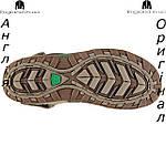 Сандалии мужские кожаные Karrimor из Англии, фото 4
