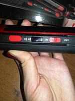 Щипцы для волос DOMOTEC MS 4909 2в1 (выпрямитель, гофре), фото 4