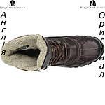 Ботинки мужские кожаные Karrimor из Англии - зимние, фото 3