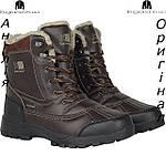 Ботинки мужские кожаные Karrimor из Англии - зимние, фото 5