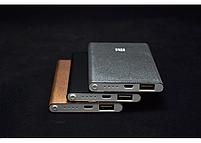 Внешний аккумулятор Power Bank MI Slim 10000 mah, фото 3