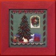 """Набор для вышивки бисером """"Christmas Eve//Сочельник"""" Mill Hill MHCB208"""