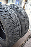 Шины б/у 205/60 R16 Semperit Speed Grip 2, 8 мм, пара, фото 2