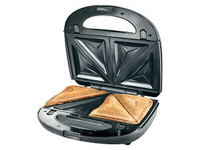Silvercrest вафельниця 3 в 1, тости / вафлі / гриль SSMW 750 D1, 750 Вт 01524