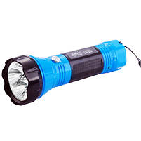 Аккумуляторный фонарь Yajia 1162 A-4, фото 2