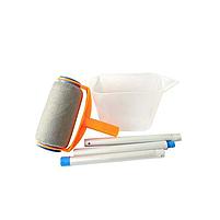 Валик для покраски Paint Roller с резервуаром для наполнения краски, фото 3