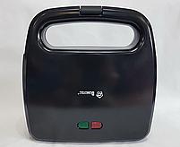 Электрическая сендвичница Domotec MS-7777, бутербродница с антипригарным покрытием 750 ВТ, фото 2
