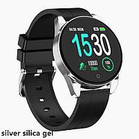 Наручные смарт часы Smart Watch M12 c  IPS экраном, фитнес-браслет, фото 4
