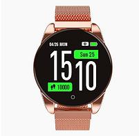 Наручные смарт часы Smart Watch M12 c  IPS экраном, фитнес-браслет, фото 7