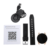 Наручные смарт часы Smart Watch M12 c  IPS экраном, фитнес-браслет, фото 9