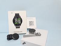 Наручные смарт часы Smart Watch M12 c  IPS экраном, фитнес-браслет, фото 10