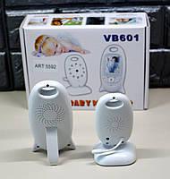 Видеоняня радионяня Baby Monitor VB601 ночное видение, двухсторонняя связь, фото 3