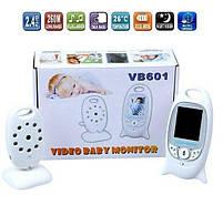 Видеоняня радионяня Baby Monitor VB601 ночное видение, двухсторонняя связь, фото 8