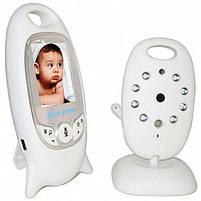Видеоняня радионяня Baby Monitor VB601 ночное видение, двухсторонняя связь, фото 9