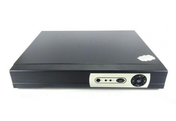 Стационарный Видеорегистратор на 4 Камеры DVR 6104V