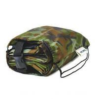 Надувной матрас Ламзак AIR SOFA Army водонепроницаемый, ламзак-лежак, Надувной портативный диван, фото 2