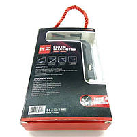 Автомобильный FM трансмиттер модулятор  HZ H13, фото 5