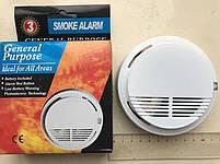 Датчик дыма для домашней сигнализации JYX SS168 беспроводной, фото 2