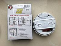 Датчик дыма для домашней сигнализации JYX SS168 беспроводной, фото 3