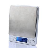 Весы ювелирные электронные 2000g / 0,1g, фото 2