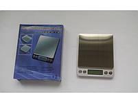 Весы ювелирные электронные 2000g / 0,1g, фото 3