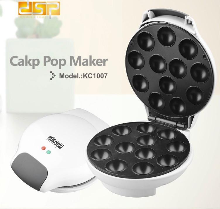 Вафельница для приготовления кейк попсов DSP KC1007