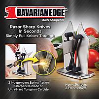 Ножеточка Bavarian Edge Knife Sharpener настольная, фото 4