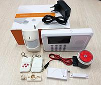Сигнализация для дома GSM JYX G1 433 GHz с датчиком движения (2 пульта), фото 2