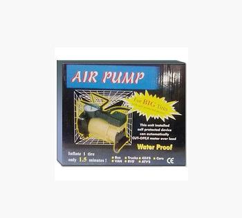 Компрессор AIR.PUMP (LARGE SINGLE BAR GAS PUMP)12V, Насос автомобильный