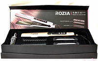 Прибор для укладки волос 4в1 Rozia HR-730, фото 7