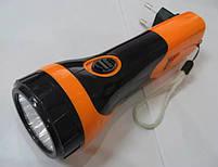 Аккумуляторный фонарь Yajia YJ-209, фото 2