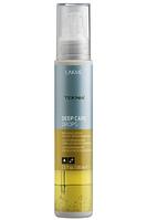 Лосьон восстанавливающий для сухих или поврежденных волос LAKME Deep care drops 100 мл