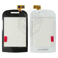 Touchscreen (сенсорный экран) для Samsung B3410, оригинальный (белый)