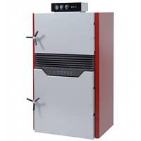 Твердопаливний котел Hefaistos P1 (100кВт) 7 секцій