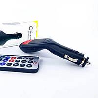 Автомобильный FM - модулятором FM-02, Трансмиттер MP3 с пультом дистанционного управления, фото 3