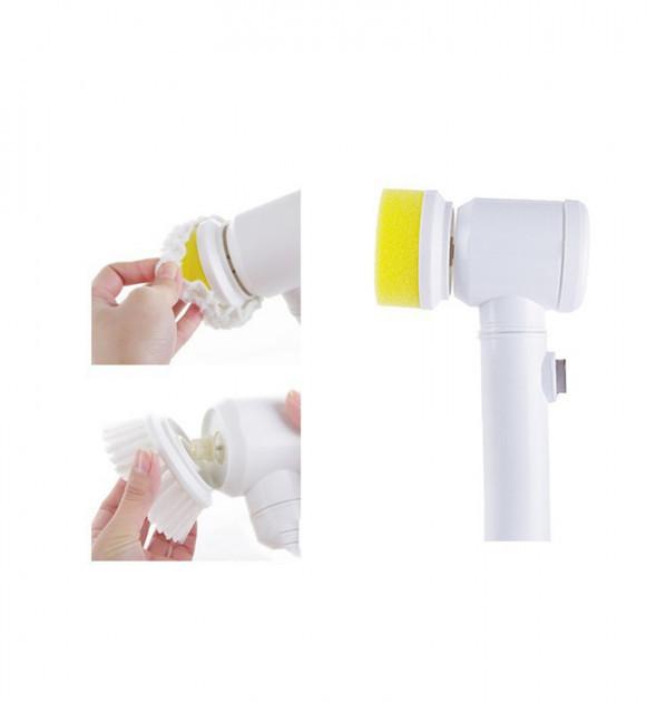 Электрическая щетка для уборки Magic Brush 5в1