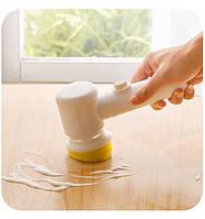Электрическая щетка для уборки Magic Brush 5в1, фото 4