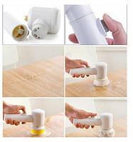 Электрическая щетка для уборки Magic Brush 5в1, фото 6