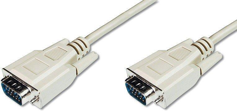 Кабели для видео/аудио Digitus VGA 5м Beige (1588652)