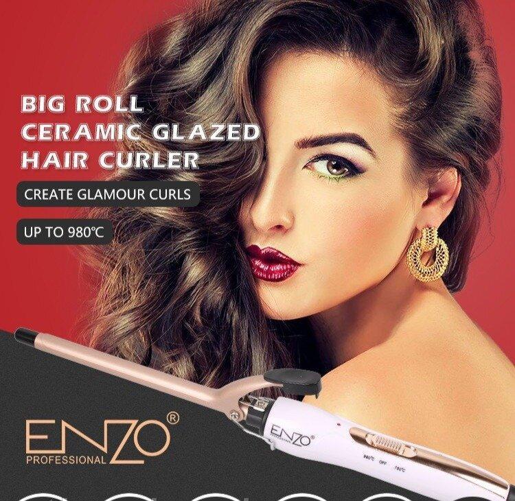 Плойка для волос Enzo 13 мм