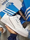 Мужские кроссовки Adidas CONTINENTAL 80 White, фото 3