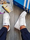 Мужские кроссовки Adidas CONTINENTAL 80 White, фото 4