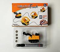 Индуктивный игрушечный автомобиль Inductive Truck (движется по нарисованному маршруту), фото 4